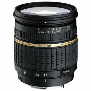 OBJECTIF CANON LENS GRAND ONGLE 17-55MM