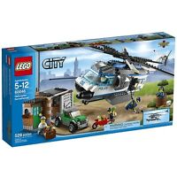 LEGO City - Helicopter Surveillance (60046). New in Box.