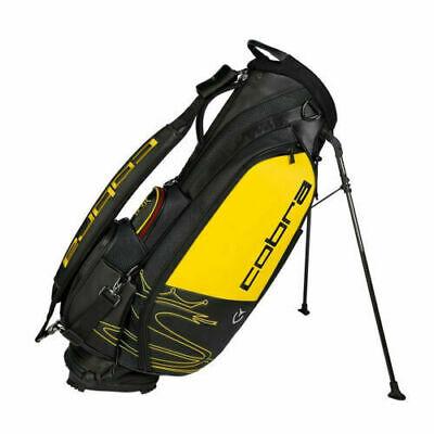 Cobra Golf 2020 SZ Tour Crown Stand Bag 6 Pounds 4 Way Top Full Length Dividers