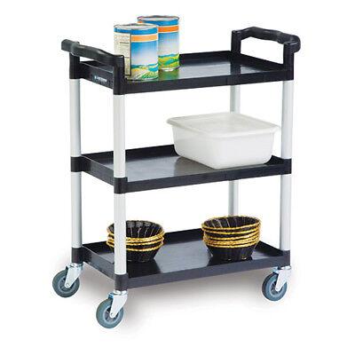 Lakeside 2500 Utility Cart - Standard Duty 3 Shelves 300 Lb. Capacity