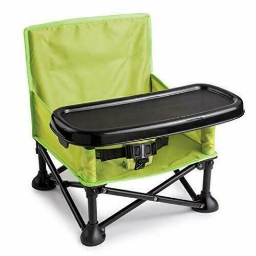 Portable Infant Seat Booster Baby Toddler Dining High Chair Camping Travel