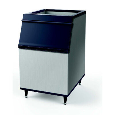 New 300 Lb Ice Bin Blue Air Blib-300s 6030 Commercial Ice Maker Nsf Cube Storage