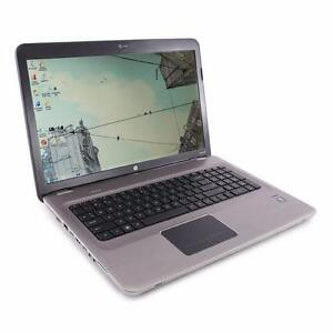 "HP Pavilion dv7 17"" - Core i5 M430 2.27 GHz - 4 GB RAM - 640 GB HDD - Windows 7 - CAM_HDMI_DVD_VGA_ETHERNET_USB 2"
