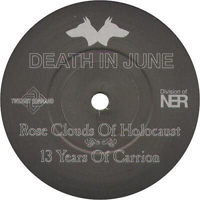 "DEATH IN JUNE Sun dogs - 7"" / Vinyl - Ltd. 2000 + Sticker"