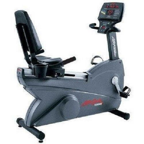 Life Fitness Treadmill History: Life Fitness 9100