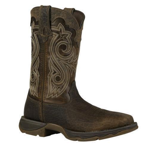 womens steel toe cowboy boots ebay