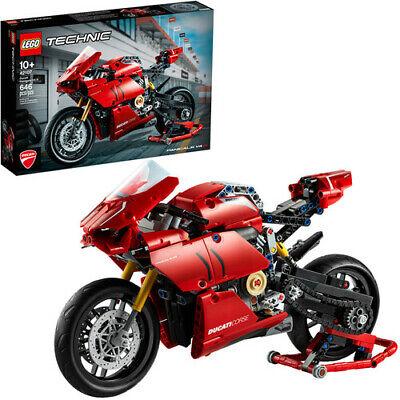 LEGO® Technic - Ducati Panigale V4 R 42107 [New Toy] Brick