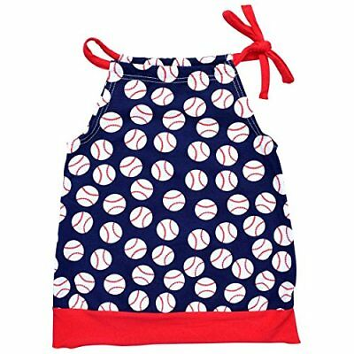 US Girl Toddler Kids Clothing Spring Boutique Dress Baseball MLB 2t 3t 4 5 6 7 8 - Girl Clothing Boutique