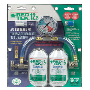 RED TEK AC Recharge Kit