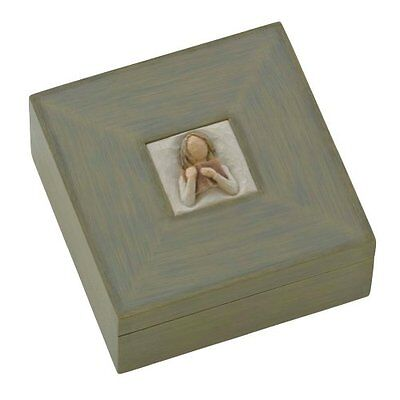 Willow Tree Love of Learning Memory Box, New, Free Shipping