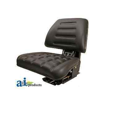 Universal Fit Adjustable Tractor Seat Ford John Deere Caseih