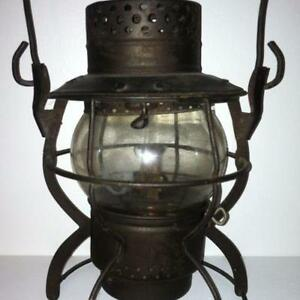 railroad lantern globe. Black Bedroom Furniture Sets. Home Design Ideas