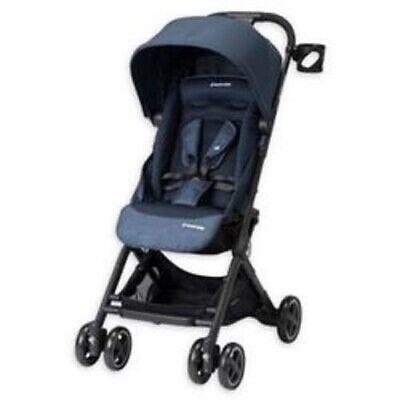 Maxi-Cosi Lara Ultra-Light One-Hand Fold Baby Travel Stroller Nomad BLACK NEW