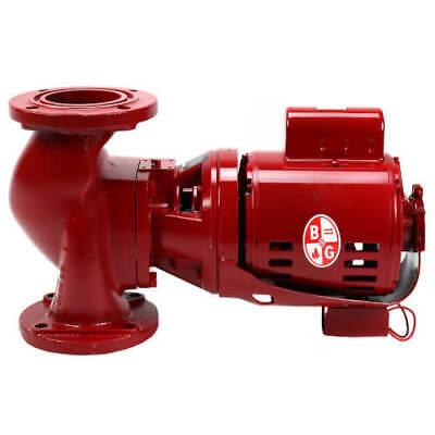 Bell Gossett 2 12 Circulator 102218 14hp 1725rpm 115v Single Phase New