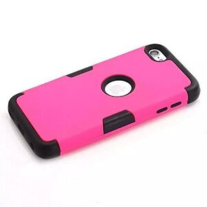 Brand New CASE for IPod Touch 5&6th Generation Triple Case Rose