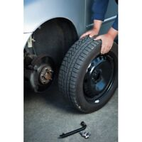 Mobile winter tires installation $60