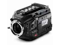 Blackmagic Design URSA Mini Pro Camcorder-Body only - Brand New