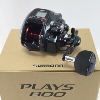 Shimano 17 Plays 800 Eléctrico Carrete Pesca de Agua Salada Nuevo en...