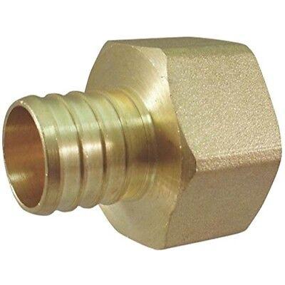Conbraco Adapter Pex 1inch Brass Female Apxfa11