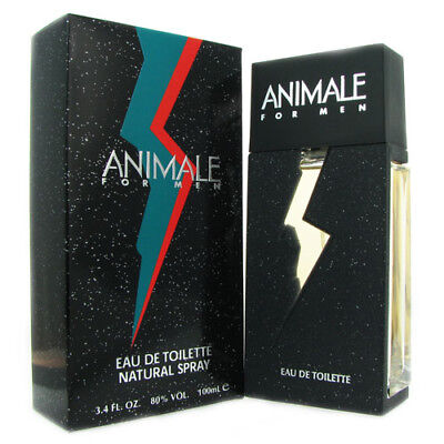 ANIMALE by Animale Group 3.3 oz EDT Spray NEW in Box for Men Animale 3.3 Ounce Edt
