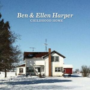 Ben & Ellen Harper - Childhood Home  CD   NEU