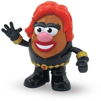 CAPTAIN AMERICA 3 - Black Widow PopTaters Mr Potato Head Figurine (PPW Toys)
