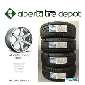 10% SALE LOWEST Price OPEN 7 DAYS Toyo Tires All Weather 255/60R19 Toyo Celsius Shipping Available Trusted Business