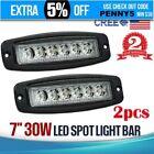 24V Bar Mounts LED Lights