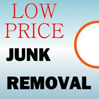 $89 load + SAVE money JUNK Removal _  1 844 339 8329