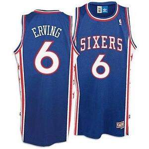 34a525a9b4c Julius Erving Jersey  Basketball-NBA