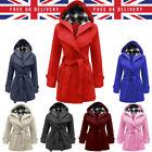 Faux Fur Plus Size Coats & Jackets for Women