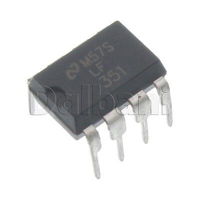Lf351 Original New National Semiconductor 8 Pin Integrated Circuit Dip8