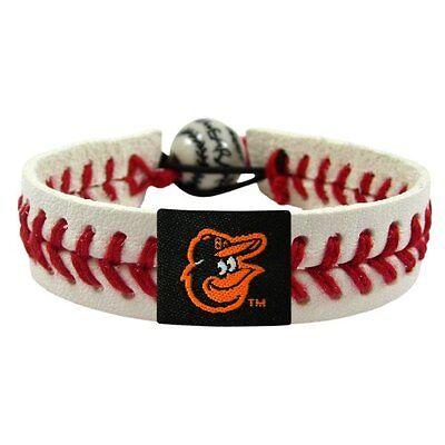 MLB Baltimore Orioles Cap Logo Classic Baseball Bracelet
