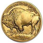 1 oz Gold Buffalo Coin
