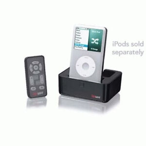 Gigaware 12-497 Audio/Video Docking Station for iPhone 4S 3GS iPod FREE SHIPPING