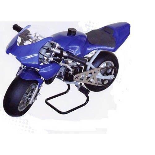 Mini Bike Windshield : Cc mini pocket bike half fairing mta black