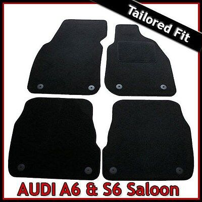 Audi Q3 2011- Velour Carpet Tailor Fitted Car Mats Tufted