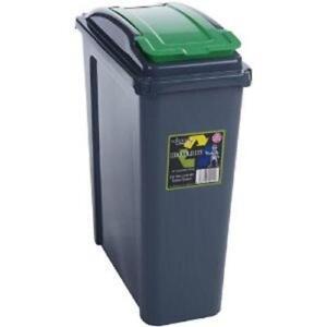 Slim bin ebay - Slimline waste bin ...