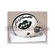 Joe Namath Helmet