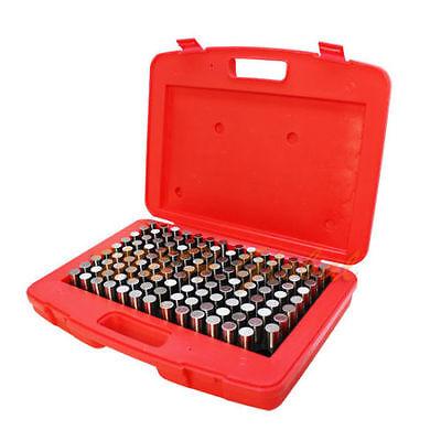 Brand New 250 Pc M2- 0.251 - 0.500 Steel Plug Pin Gage Minus Set -.0002