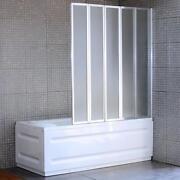 4 Fold Bath Screen