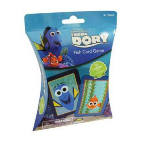 Disney Finding Dory 36pk Fish Playing Card Game 017333
