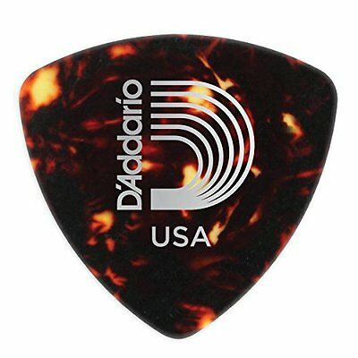 Planet Waves Shell-Color Celluloid Guitar Picks, 100 pack Extra Heavy Wide (100 Planet Waves Picks)