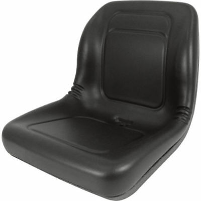 High Back Seat For John Deere Trail Turf Gator Skid Steer Loader 70 125 240
