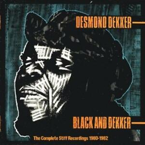Black And Dekker von Desmond Dekker (2013), Neu OVP, 2 CD Set