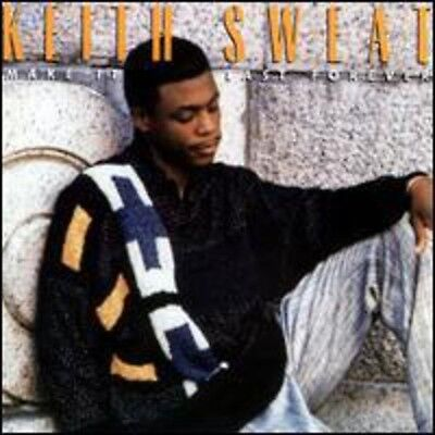 Keith Sweat - Make It Last Forever [New CD]