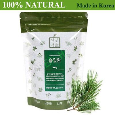 100% Natural Pine Needle Pills 300g Medicinal Korean Herbal Pills NEW Made Korea