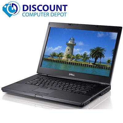 Dell Laptop Latitude E Series Windows 10 Core I5 4Gb Ram Dvd Wifi Computer Pc