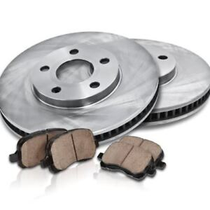 2013 SMART FORTWO FIRST LINE BRAKE ROTOR (FRONTS)