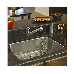Franke Single Bowl Undermount Sink : Franke-Large-Stainless-Steel-Single-Bowl-Kitchen-Sink-Undermount ...